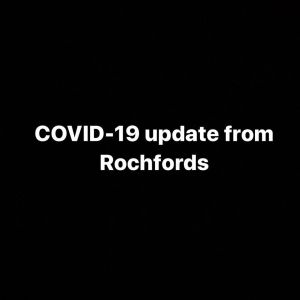 COVID-19 update - We're closed until further notice.